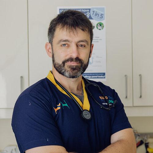 Dr. Conor Kilgalon